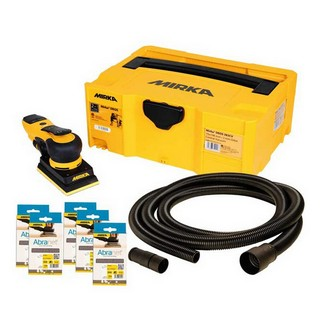 MIRKA DEOS 353CV 81X133MM SANDER DECO KIT 240V