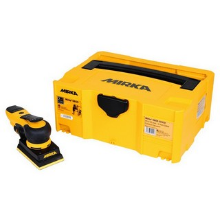 MIRKA DEOS 383CV 70X198MM SANDER 240V IN CASE