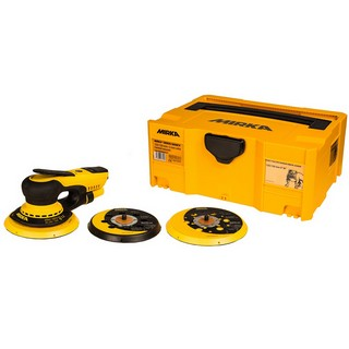 MIRKA DEROS SANDER 240V SUPPLIED IN SYSTAINER CASE