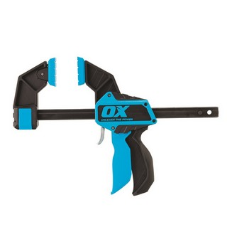 OX PRO HEAVY DUTY BAR CLAMP - 300MM / 12INCH