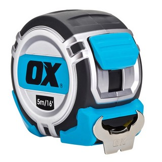 OX PRO METRIC ONLY 5M TAPE MEASURE