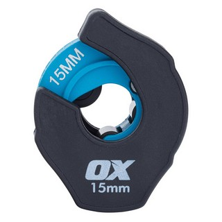 OX PRO RATCHET COPPER PIPE CUTTER - 15MM