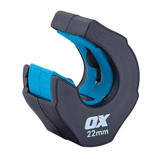 OX PRO RATCHET COPPER PIPE CUTTER - 22MM