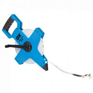 OX TRADE OPEN REEL TAPE MEASURE 30M