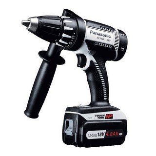 PANASONIC EY7450LS2S31 18V DRILL DRIVER 2X 4.2AH LI-ION BATTERIES