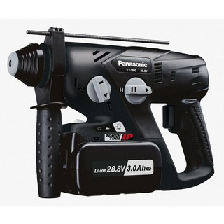 PANASONIC EY7880LP2C31 28.8V SDS ROTARY HAMMER DRILL 2 X 3.0AH LITHIUM-ION BATTERIES