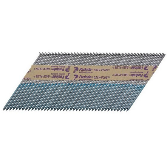 PASLODE 141234 90MM GALV-PLUS NAILS (BOX OF 2200)