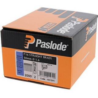 PASLODE 921590 BRAD/FUEL 45MM F16 GAL BOX 2000
