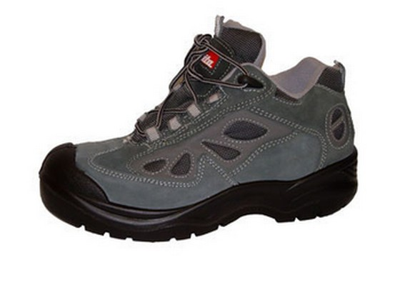 MAKITA SPRINT SUPER SAFETY TRAINER GREY SIZE 9