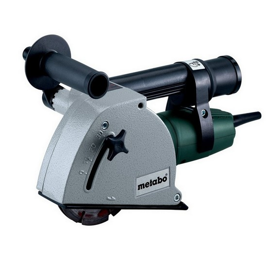 METABO MFE30 125mm WALL CHASER 110V (INCLUDES 2 X DIAMOND DISCS)