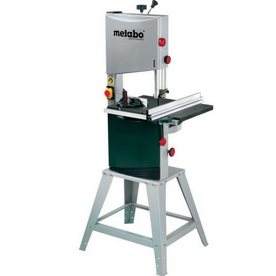 METABO BAS317 6IN BANDSAW 240V INCLUDES MITRE FENCE, SELECTION OF 4 BLADES