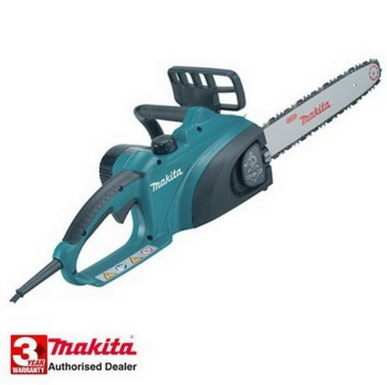 MAKITA UC3520/A 35CM 1800W ELECTRIC CHAINSAW 240V