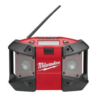 MILWAUKEE C12JSR 12V SITE RADIO 240V (BODY ONLY)