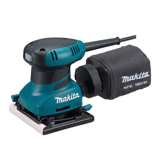 MAKITA BO4556 112mm PALM SANDER 240V