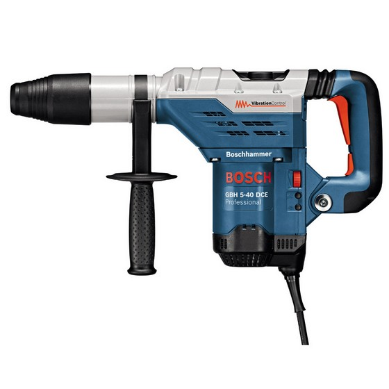 Image of BOSCH GBH540DCE SDS MAX 5KG ROTARY HAMMER DRILL 110V