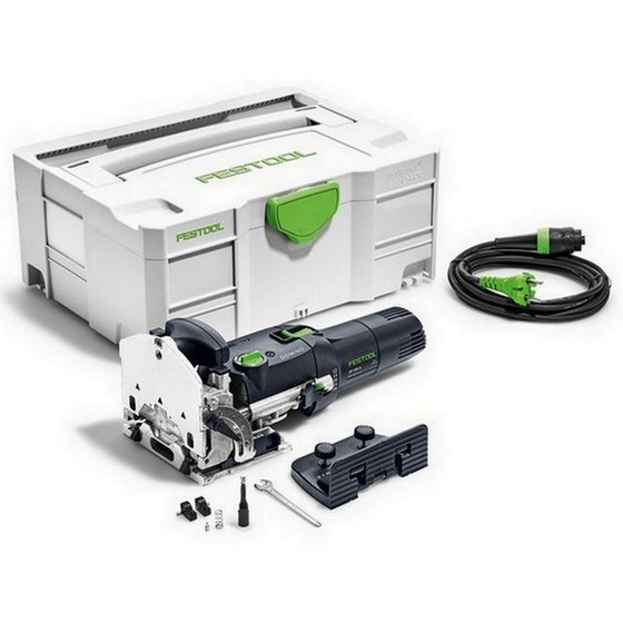 FESTOOL 574329 DOMINO JOINTER 110V SUPPLIED IN T-LOC SYSTAINER CASE