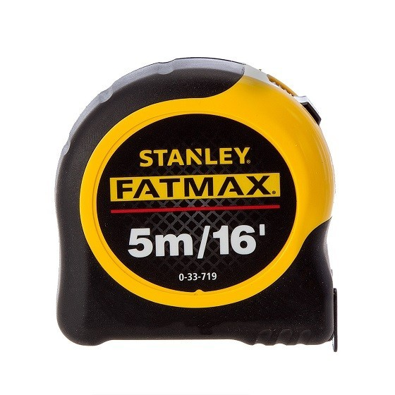 Stanley FatMax Tape 5m / 16ft 0-33-719
