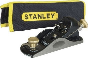STANLEY  STA512020 BAILEY 6 1/4IN BLOCK PLANE WITH STORAGE POUCH