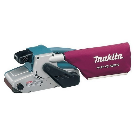 MAKITA 9404 4IN BELT SANDER (100X610mm) 240V + FREE SANDING BELTS
