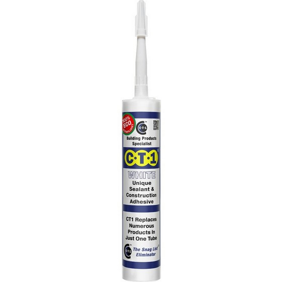CT1 Sealant Adhesive White