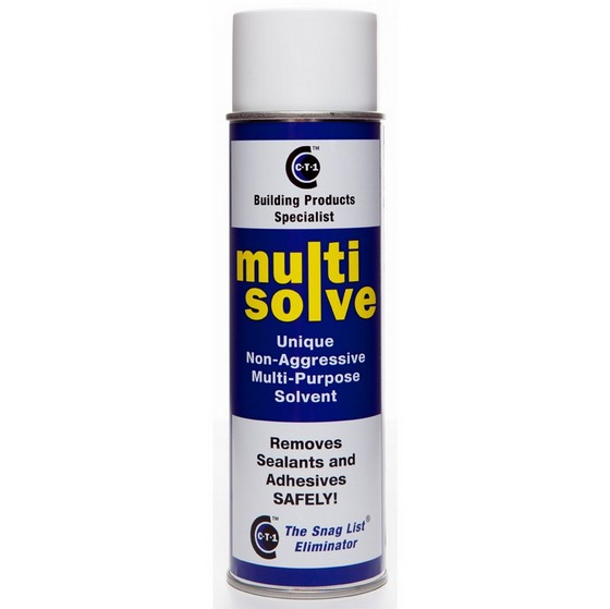 CT1 MULTI-SOLVE MULTI PURPOSE SOLVENT 500ML