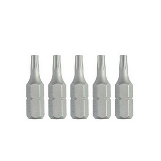 DEWALT DT7256-QZ 25MM TORX T25 SCREWDRIVER BITS (PACK OF 5)