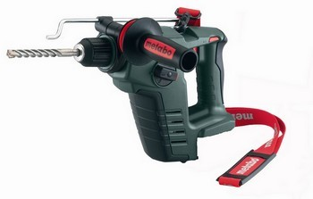 Image of METABO BHA18LTX POWER PLUS 2 FUNCTION SDS HAMMER DRILL BODY ONLY