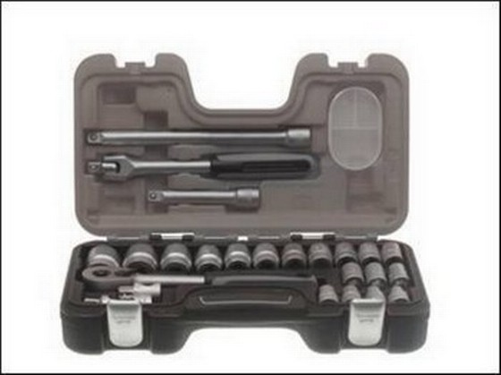 "BAHCO S240 24 PIECE 1/2"" DRIVE SOCKET SET"