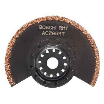 Image of Bosch 2608661642 Acz85rt Hmriff Starlock Segment Blade Metal 85mm