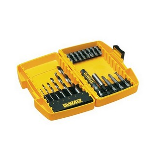 DEWALT DT7921-QZ 19 PIECE SCREWDRIVING & METAL DRILLING SET
