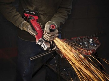 MILWAUKEE HD18AG-0 18V ANGLE GRINDER (BARE UNIT)