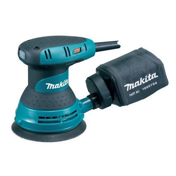 MAKITA BO5031 125MM ORBITAL SANDER 240V