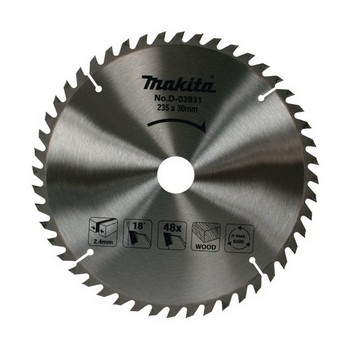 MAKITA D-03931 235mm X 30mm X 48 Tooth CIRCULAR SAW BLADE
