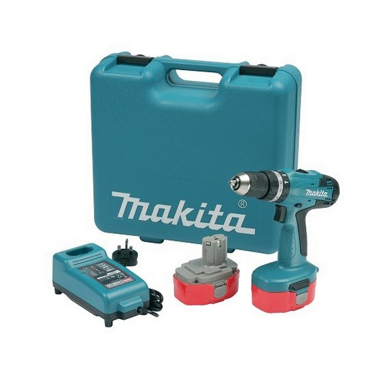 makita 8391dwpetk 18v combi hammer drill 2x ni cad batteries with 101 accessories. Black Bedroom Furniture Sets. Home Design Ideas
