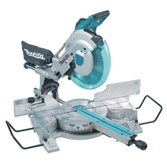 Image of MAKITA LS1216L 305MM DOUBLE BEVEL MITRE SAW 110V