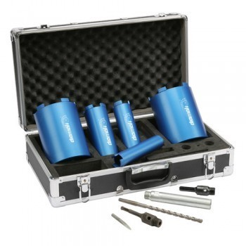 MAKITA P-74712 5 PIECE DIAMAK CORE DRILL