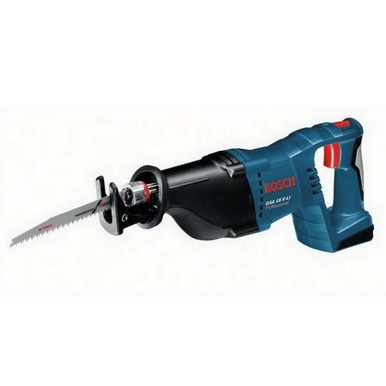 Image of BOSCH GSA18VLIN 18V SABRE SAW BODY ONLY SUPPLIED IN LBOXX