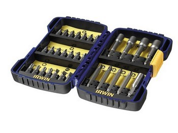 IRWIN 10504386 PRO SCREWDRIVER BIT SET 31 PIECE