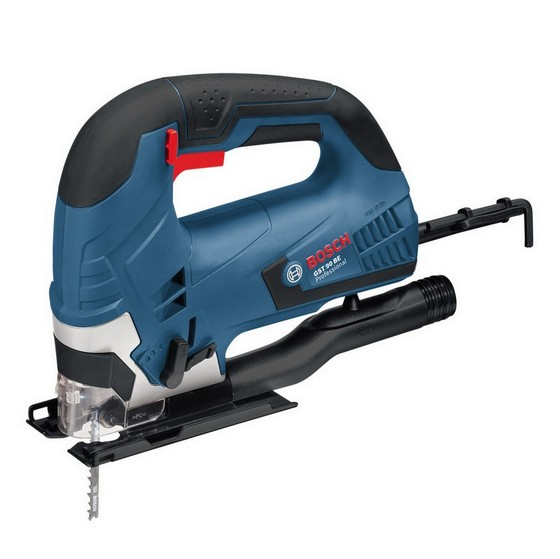 BOSCH GST90BE JIGSAW 110V INCLUDES FREE PACK OF BLADES