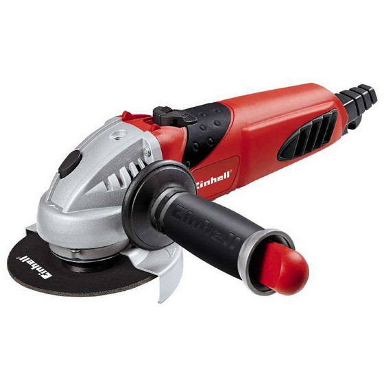 DIY|Tools & Electrical Tools|Angle Grinder EINHELL TEAG115 115MM MIN RED ANGLE GRINDER 240V
