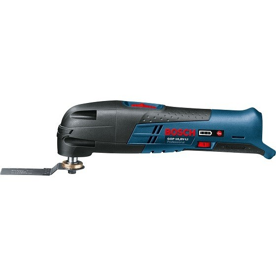 BOSCH GOP10.8VLI 10.8V MULTI CUTTER BODY ONLY