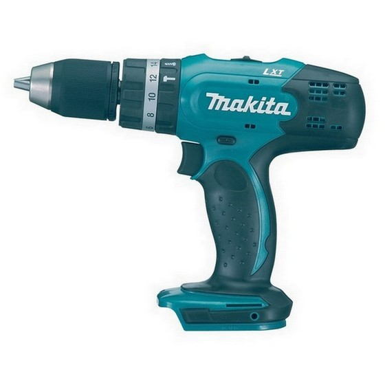 Image of MAKITA DHP453Z 18V 2 SPEED COMBI DRILL BODY ONLY