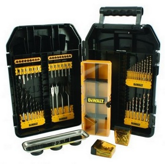 DEWALT DT9293-QZ 100 PIECE MIXED DRILL & SCREWDRIVER SET