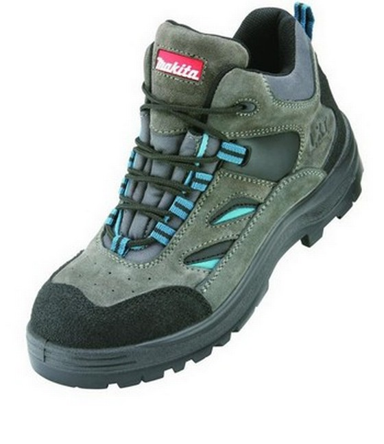 MAKITA MW375 LXT SUPER SAFETY BOOT SIZE 9 GREY