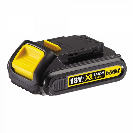 Image of DEWALT DCB181 18V 15AH COMPACT XR LITHIUM ION BATTERY