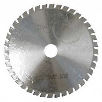 Image of Metabo Tct Saw Blade For Ks210 40tx22x30x210mm
