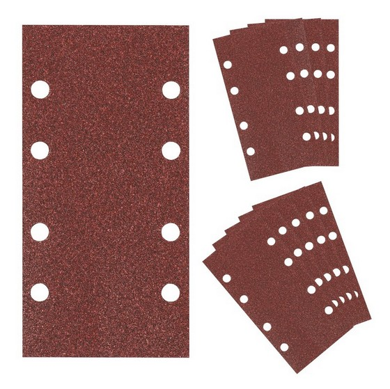 MAKITA P31837 SANDING SHEET 93 x 230MM 40 GRIT PACK OF 10 FOR BO3710 SANDER lowest price