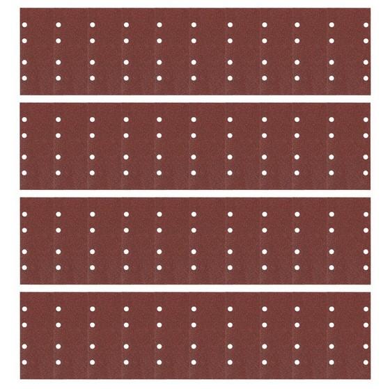 MAKITA SANDING PACK FOR BO3710 SANDER 93 x 230MM 40 6080120 G 1 PACK OF 10 OF EACH GRADE lowest price