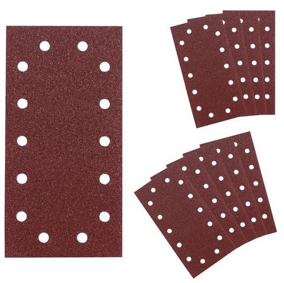 MAKITA P33015 SANDING SHEET 115 x 280MM 60 GRIT PACK OF 10 FOR BO4900 SANDER lowest price