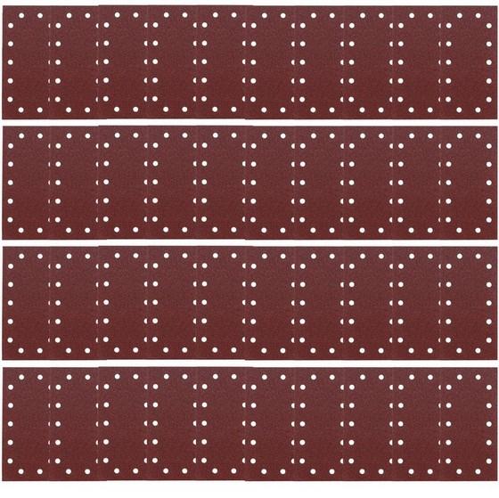 MAKITA SANDING PACK FOR BO4900 SANDER 115 x 230MM 40 6080120 G 1 PACK OF 10 OF EACH GRADE lowest price